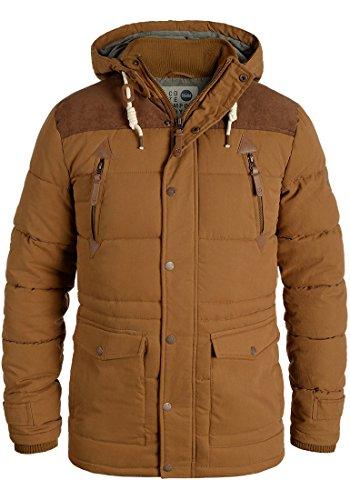 SOLID Dry Long Winterjacke, Größe:L;Farbe:Cinnamon (5056)