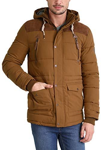 SOLID Dry Long Winterjacke, Größe:L;Farbe:Cinnamon (5056) - 3