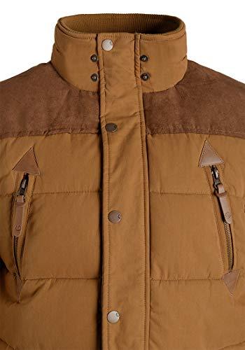 SOLID Dry Long Winterjacke, Größe:L;Farbe:Cinnamon (5056) - 6