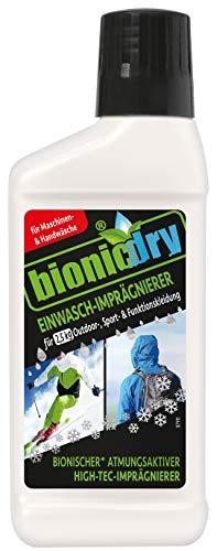 Bionicdry Einwaschimprägnierer,250 ml von Erdal ( 2er Pack )