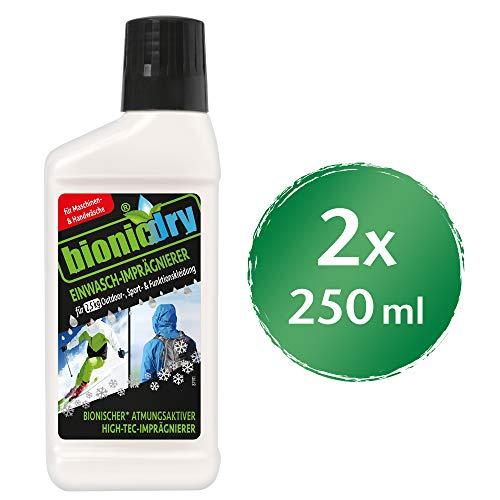 Bionicdry Einwaschimprägnierer,250 ml von Erdal ( 2er Pack ) - 3