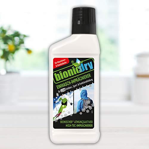Bionicdry Einwaschimprägnierer,250 ml von Erdal ( 2er Pack ) - 4