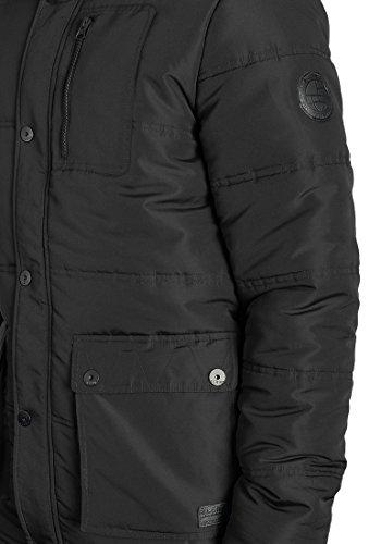 BLEND Lima 20702932ME Herren Winterjacke , Größe:XL;Farbe:Black (70155) -