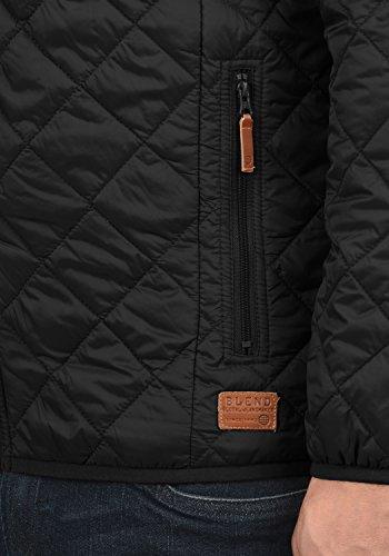 BLEND Stanley 20700484ME Steppjacke, Größe:M;Farbe:Black (70155) - 6