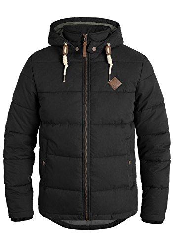 SOLID Dry Winterjacke, schwarz